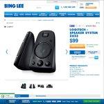 Logitech Z623 Speaker System $99 @ Bing Lee (OW Price Beat $94)