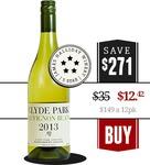 Clyde Park Sauvignon Blanc 12 Bottles - $59 (Save $361) + Free Delivery @Bootleg Liquor