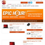 Samsung M3 2TB Hard Drive $115, Mono Laser Printer $39 @ Shopping Express Epic Hour (13th Sep)