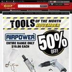 Airpower Air Tools - $19.86 - Supercheap Auto