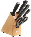 Wüsthof Gourmet 7 Piece Knife Block Set $199 @ Harris Scarfe