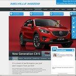 Mazda CX-5 Maxx Auto $30k Drive Away Sale with Extras