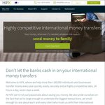 Save up to 10x on Bank Rates - FX/International Transfers 0.4% Wholesale Rate with below Code