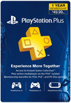 US PS Plus 1 Year Subscription - Digital Code $39.99 USD - $56.67 AUD @ Outrageous Gaming