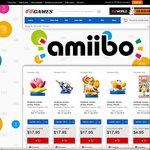 Selected Amiibos $12 @ EB Games