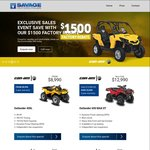 Can-Am Outlander 450L from $8,990 (Save $500) @ Savage Motorcycles WA
