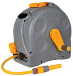 $59 Hozelock 25m Hose Reel and $29 3 Step Ladder @ Masters Home Improvement