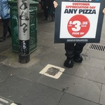 $3.95 Any Pizza @ Domino's Lonsdale St Melb (VIC)