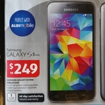 Samsung Galaxy S5 Mini - $249 at ALDI (from 27th August) (60 Day Satisfaction Guarantee)