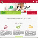KFC Open Kitchen Tour with Free Original Recipe or Zinger Burger + Regular Chips & Drink (Sat 8/10)