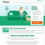 FREE $150 EFTPOS Card + 25% Online Discount with Ozicare Home & Contents Insurance Purchase
