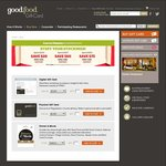 Good Food Gift Cards - 15% off