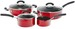 Raco Limited Edition Red Alu Cookset 4pc $80 (RRP $250) @Harris Scarfe