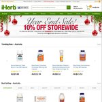 10% off iHerb Coupon (Minimum Spend US $40)