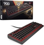 Turtle Beach Impact 700 Full-Sized Mechanical Keyboard (Cherry MX Brown) - $99.95 Pickup/ + Delivery @ TheGamesmen
