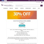 30% off SiteWide @ FragranceNet (AU PayPal Users)