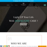 40% off InstaLightCase for iPhones, Selfie Light Case with an Internal PowerBank @ InstaLightCase $24.00, Free Shipping Aus Wide