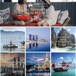 Summer Flash Sale - up to 40% off Top Rated Hotels in SE Asia @ ZEN Rooms