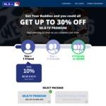 MLB.tv Rest of Season Subscription. $9.99USD