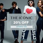 Afterpay Day Sale - 24 Hour Shopping Events (Selected Participating Stores: The Iconic, AminoZ and So on)