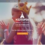 FREE Family Pass to Kidtopia Festival. Paramatta Park NSW. 6-8 Oct 2017