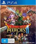 Dragon Quest Builders PS4 $25, Dragon Quest Heroes 2 PS4 $25 - Big W Instore