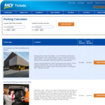 10% off Parking at Melbourne Airport Parking (RACV Members)