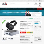 BeyerDynamic DT1990 PRO + A20 Premium Headphone Amp Bundle - $949 Shipped (Was $1748) @ Storedj