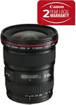 Canon EF 17-40MM F/4L USM Lens $672.60 @ The Good Guys Delivered