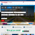 CheapTickets 16% Discount off Hotels