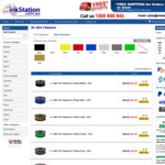 3D Printer Filament from Ink Station down to 24.95/Kg (1 Roll). ABS or PLA (Free Shipping for Orders More than $50)