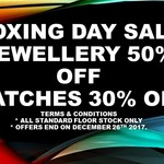 30% off G-Shock, CK, Michael Kors, Seiko, Diesel, Fossil, DKNY, Skagen & More Watches and 50% off Jewellery @ Un Aime (Sydney)