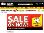 Dick Smith 15% off All Laptops, 20% off All Desktops & 20% off All Microsoft Accessories