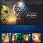 World of Warcraft: Battle for Azeroth (Pre-Order) + Legion $69.95 or BFA + Legion + WoW Battlechest $84.95 @ Battle.net