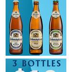 Weihenstephan (HefeWeiss Bier, Pilsner or Kristal Weiss Bier) 500ml 3 for $16 @ Phoenix Beers (In Store Only)
