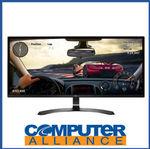 """LG 34UM59A 34"""" UltraWide IPS LED Monitor $352.50 Delivered @ Computer Alliance eBay"""