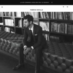 50% off SUITS + whole site and instore [VIC] - 2PC Wool Suits $249 Delivered @Fabrice Deville