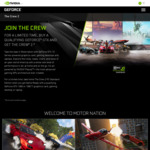 [PC] The Crew 2 FREE If you Purchase an Applicable GTX 1080, 1080 Ti or GTX Gaming Desktop/Laptop @ Geforce Experience