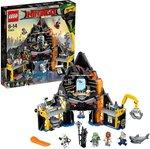 LEGO Ninjago Movie Garmadon's Volcano Lair 70631 $47.20 + Delivery @ Amazon AU