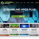 35% off ALL Game, VPS & Dedicated Servers for The First Month @ Streamline Servers
