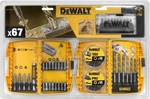 DeWALT 67 Piece Drill Drive Contractor Pack $29.98 @ Bunnings