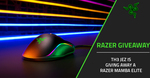Win a Razer Mamba Elite Gaming Mouse Worth $149 from Th3Jez