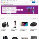 20% off Selected Items @ Bing Lee eBay (Breville Smart Grinder Pro $159.20, Chromecast Ultra $78.40)