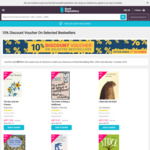 10% off Selected Bestsellers at Book Depository