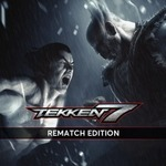 [PS4] - Tekken 7 Rematch Edition $31.99USD ($43.82AUD) @ PlayStation Store US