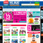 10% off Sitewide @ Chemist Warehouse