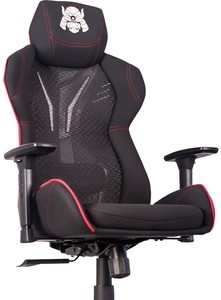 Marvelous Karuza Yx 0034 V2 Gaming Chair With Back Armor Black Red Pdpeps Interior Chair Design Pdpepsorg