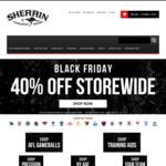 Black Friday / Cyber Monday Sale - 40% off Storewide @ Sherrin