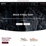 ECCO Leather Black Friday Sale | 25% off Shoes, Accessories | 10% off Sale Items | Free Shipping over $175