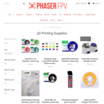 Esun PLA/ABS+ + Sainsmart TPU 3D Printing Filament 11% off STOREWIDE